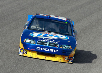 "The ""Blue Duece,"" that Brad will be driving in 2011."