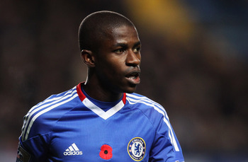 LONDON, ENGLAND - NOVEMBER 14:  Ramires of Chelsea looks on during the Barclays Premier League match between Chelsea and Sunderland at Stamford Bridge on November 14, 2010 in London, England.  (Photo by Scott Heavey/Getty Images)