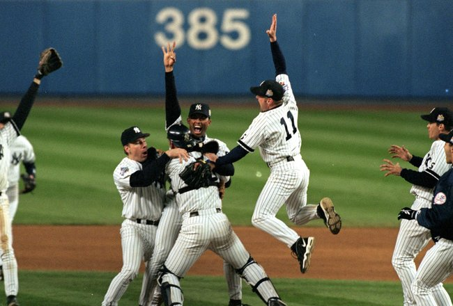 The Greedy Pinstripes This Day In New York Yankees History 10 27
