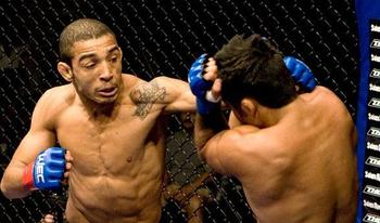 Current UFC Featherweight Champion: Jose Aldo