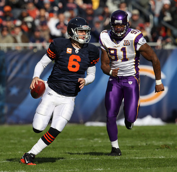 cf5f9583494 Bears will wear 1940's throwbacks on Sunday | #1 Chicago Sports Fan ...