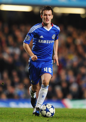 LONDON, ENGLAND - NOVEMBER 23:  Josh McEachran of Chelsea in action during the UEFA Champions League Group F match between Chelsea and MSK Zilina at Stamford Bridge on November 23, 2010 in London, England.  (Photo by Mike Hewitt/Getty Images)