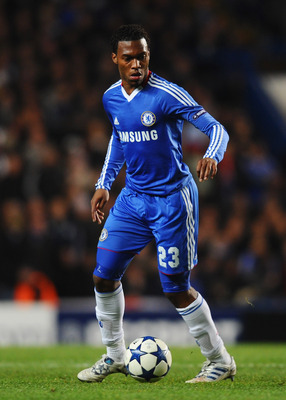 LONDON, ENGLAND - NOVEMBER 23:  Daniel Sturridge of Chelsea in action during the UEFA Champions League Group F match between Chelsea and MSK Zilina at Stamford Bridge on November 23, 2010 in London, England.  (Photo by Mike Hewitt/Getty Images)