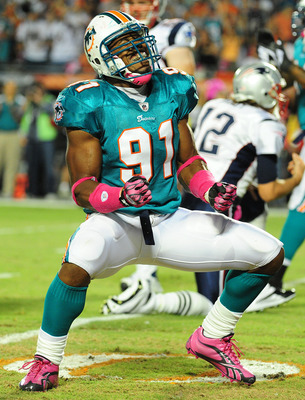 Cameron Wake is force to be reckoned with.