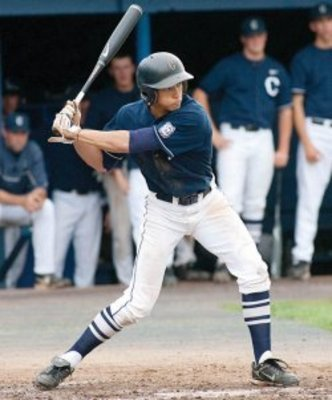 UConn's George Springer is one of the top college bats available in the 2011 draft.