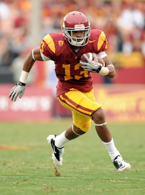Robert Woods has fallen into a freshman funk of late.