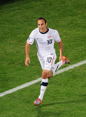 Will Landon Donovan Be In Brazil in 2014?