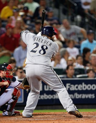 Are Prince Fielder's day in Milwaukee numbered?