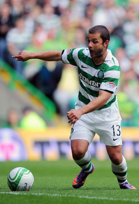 Maloney in action for the Hoops