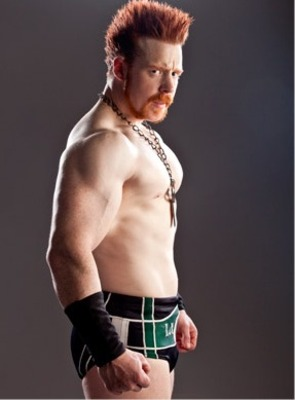 Sheamus, photo copyright to WWE.com