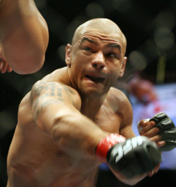 """The Pitbull"" Thiago Alves"