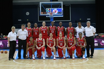 FIBA Womens World Champion