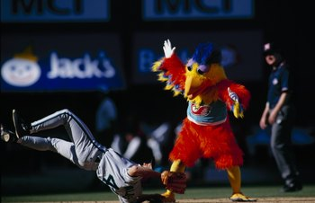 The Yankees and Derek Jeter are playing chicken.