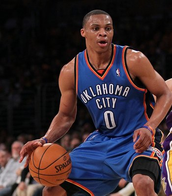 Russell Westbrook has become one of the league's leading point guards.