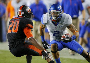 Austin Pettis Has What IT Takes To Be NFL Productive In 2011