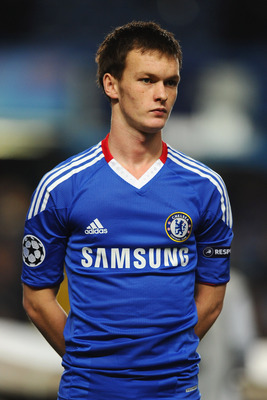 LONDON, ENGLAND - NOVEMBER 23:  Josh McEachran of Chelsea looks on during the UEFA Champions League Group F match between Chelsea and MSK Zilina at Stamford Bridge on November 23, 2010 in London, England.  (Photo by Mike Hewitt/Getty Images)