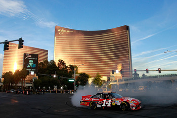 Tony Steart wrapped up all his sponsorship concerns in Las Vegas and will enter Daytona with a clear head.