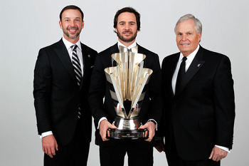 Jimmie Johnson has ascended to the pinnacle of the NASCAR Sprint Cup series and if he does nothing else in his career he may be the greatest of all time.