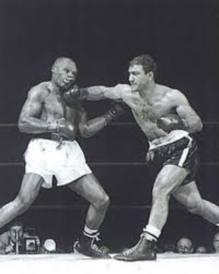 Marciano retired an undefeated 49-0