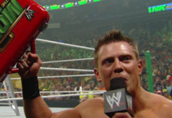The Miz 2010 Money In The Bank PPV