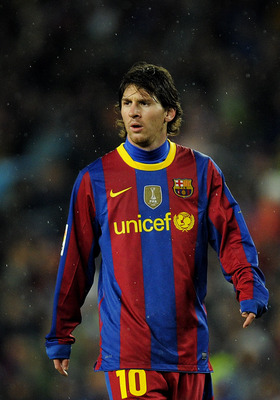 Messi proved with numbers that he is the best player in the world