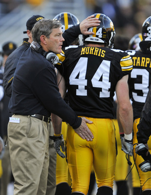 After a Major Collapse, is Ferentz in trouble at Iowa?