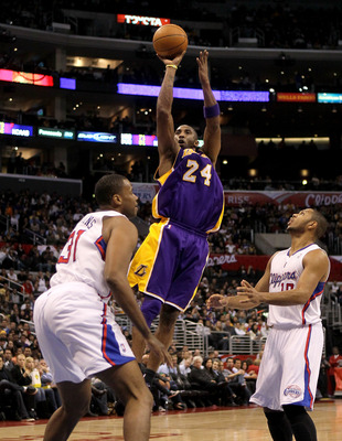 Kobe Bryant still has the best fadeaway jumper in the NBA