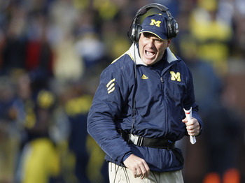 The tenure of Rich Rodriguez at Michigan has been bumpy, to say the least.