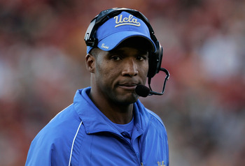 For all the flack that Karl Dorrell gets, he could have done a lot worse at UCLA.
