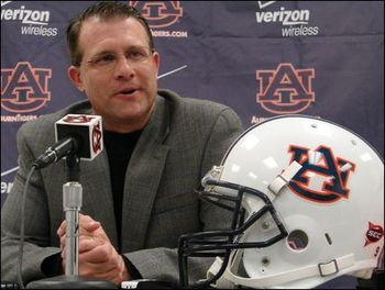 Gus Malzahn has made a career out of riding the coat tails of his players.