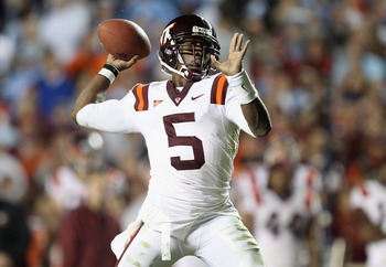 Virginia Tech's Electric QB- Tyrod Taylor