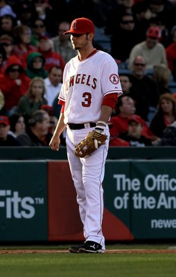 Brandon Wood did not work out at third base for the Angels who struggled to replace Chone Figgins in 2010.