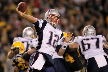 Tom Brady has owned the Steelers and don't expect that to change if they meet again in the playoffs.