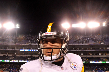 Big Ben has never shyed away from the big moments.