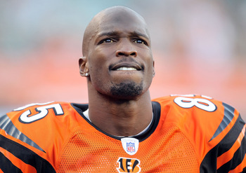Ochocinco is still the face of the franchise in Cincinnati.