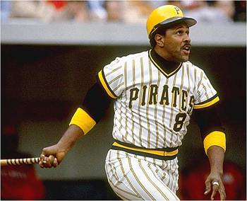 Former Pirates Star- Willie Stargell