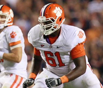 Chris Hairston, OT, Clemson