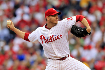 "Roy Halladay highlighted the ""Year of the Pitcher"" in 2010, throwing both a no-hitter and a perfect game."