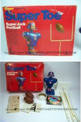 Toughest sports toy I ever owned