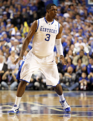 LEXINGTON, KY - DECEMBER 11:  Terrence Jones #3  of the Kentucky Wildcats is pictured during the 81-62 victory over the Indiana Hoosiers on December 11, 2010 in Lexington, Kentucky.  (Photo by Andy Lyons/Getty Images)