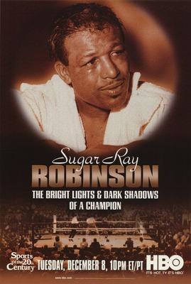 sugar ray robinsons pro record