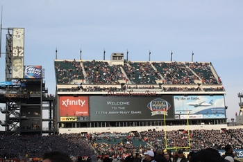 Welcome to the 2010 Army - Navy Game