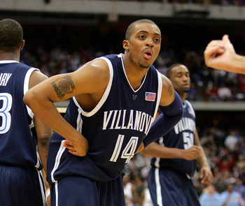 A phantom travel call on Allan Ray eliminated the 2005 Wildcats from the NCAA Tournament in their Sweet 16 game against eventual champion, North Carolina.
