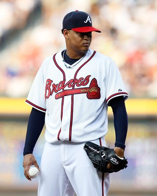 Jair Jurrjens will need to step up for the Braves rotation in 2011.