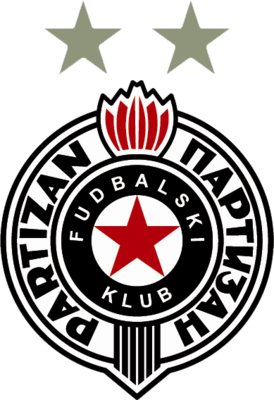 Fk_partizan_-_newest_logo_png_display_image