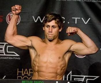 "Urijah ""The California Kid"" Faber"