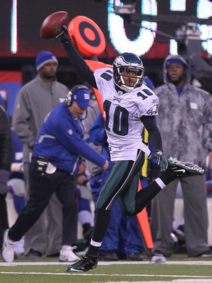 On any given play, DeSean Jackson is a touchdown waiting to happen.