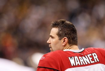 Now that Kurt Warner is spending more time dancing than throwing, fans in the desert may have to wait a while for another run.
