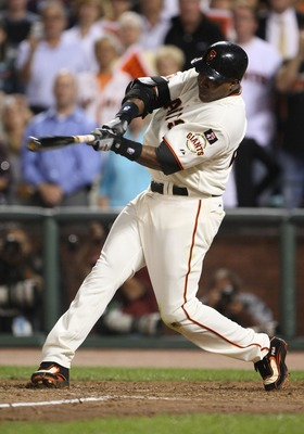 Home Run King Barry Bonds