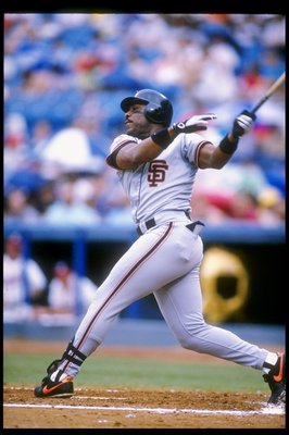 Kevin Mitchell Was A Feared Slugger For The Giants